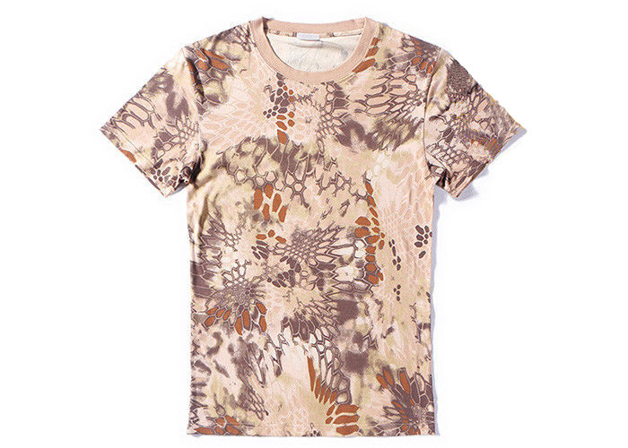 Mandrake Cool Tactical T Shirts Army Style Quick Drying Short Sleeve For Unisex